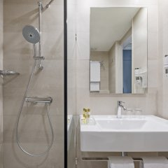 Отель Exe Liberdade Лиссабон ванная