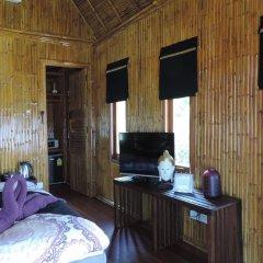 Отель Lazy Days Bungalows Ланта удобства в номере