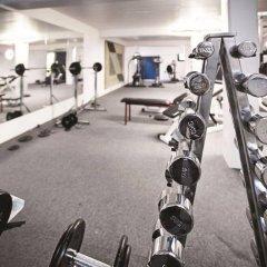 First Hotel Aalborg фитнесс-зал фото 3