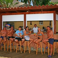 Eurohotel Katrin Hotel & Bungalows – All Inclusive гостиничный бар