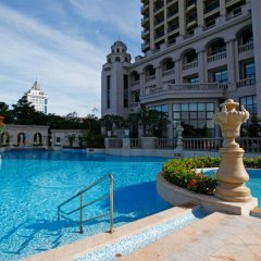 Отель Wyndham Grand Xiamen Haicang Китай, Сямынь - отзывы, цены и фото номеров - забронировать отель Wyndham Grand Xiamen Haicang онлайн бассейн