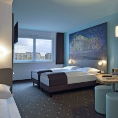 B&B Hotel Wien Hauptbahnhof Вена комната для гостей фото 2