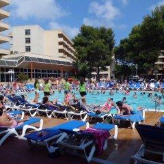 Hotel Jaime I пляж