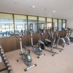 Отель R-Con Wong Amat Suite фитнесс-зал