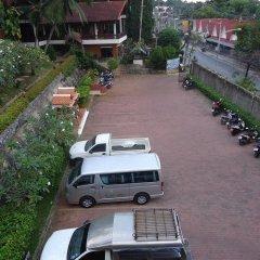 Отель Nova Samui Resort парковка