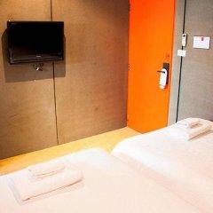 Отель JUSTBEDS Бангкок удобства в номере фото 2