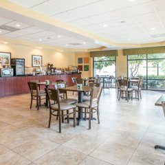Отель Comfort Suites Atlanta Airport питание фото 2