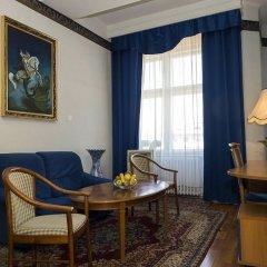 Отель Grand Hotel Aranybika Венгрия, Дебрецен - 8 отзывов об отеле, цены и фото номеров - забронировать отель Grand Hotel Aranybika онлайн комната для гостей фото 2