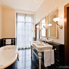 Grand Hotel Les Trois Rois ванная