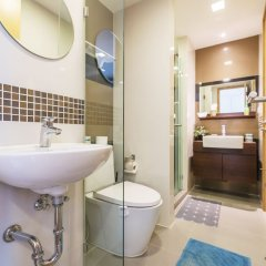 Отель Interlux Premier Sukumvit 13 By Favstay ванная фото 2