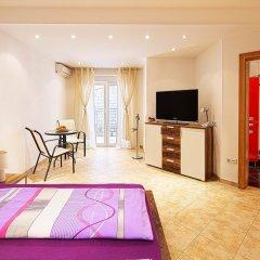 Апартаменты Montelux Apartments комната для гостей фото 4
