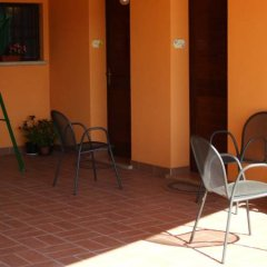 Отель Agriturismo Nuvolino - Guest House Монцамбано балкон