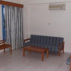 Отель Kefalonitis Hotel Apartments Кипр, Пафос - отзывы, цены и фото номеров - забронировать отель Kefalonitis Hotel Apartments онлайн комната для гостей фото 2