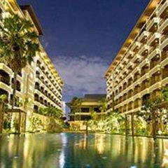 Отель Welcome World Beach Resort & Spa Таиланд, Паттайя - отзывы, цены и фото номеров - забронировать отель Welcome World Beach Resort & Spa онлайн приотельная территория
