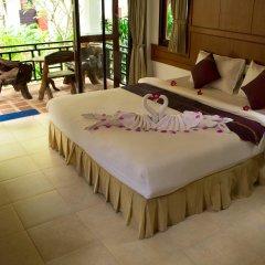 Отель Phangan Bayshore Resort комната для гостей фото 3