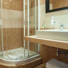 Гостиница Променада ванная фото 2