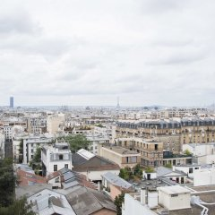 Отель Paris from all angles балкон