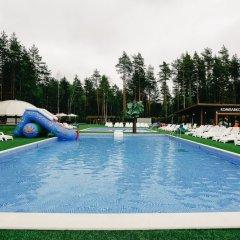 Гостиница Okhta park детские мероприятия фото 2