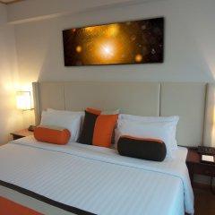 Отель Four Wings Бангкок комната для гостей