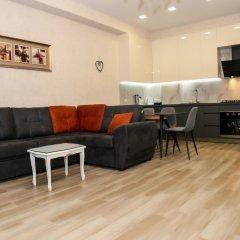 Апартаменты Hosthub Apartment On Shatberashvili Str Тбилиси комната для гостей фото 3