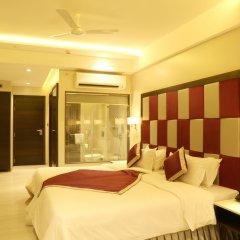 Отель The Flora Grand Индия, Южный Гоа - отзывы, цены и фото номеров - забронировать отель The Flora Grand онлайн комната для гостей фото 3