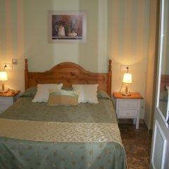 Отель Rural Gloria Сьерра-Невада комната для гостей