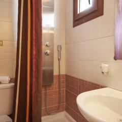 Отель Top Studios Ситония ванная