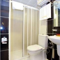 Unal Hotel ванная