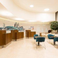 Отель TRYP Lisboa Oriente Hotel Португалия, Лиссабон - отзывы, цены и фото номеров - забронировать отель TRYP Lisboa Oriente Hotel онлайн интерьер отеля фото 2
