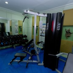 Отель Crown Regency Residences - Cebu фитнесс-зал фото 2