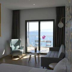 Отель Epirus Hotel Албания, Саранда - отзывы, цены и фото номеров - забронировать отель Epirus Hotel онлайн комната для гостей фото 5