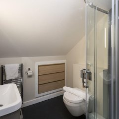 Апартаменты City Apartments Monkbar Mews ванная