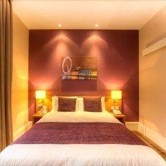 Отель Comfort Inn St Pancras - Kings Cross Великобритания, Лондон - отзывы, цены и фото номеров - забронировать отель Comfort Inn St Pancras - Kings Cross онлайн комната для гостей фото 2