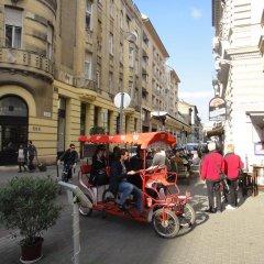 Отель Opera Residence городской автобус