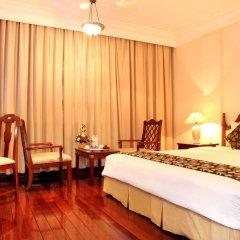 Отель Saigon Morin Вьетнам, Хюэ - отзывы, цены и фото номеров - забронировать отель Saigon Morin онлайн комната для гостей фото 4