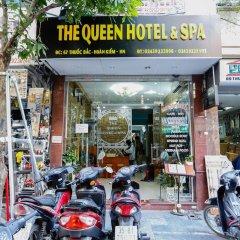 The Queen Hotel & Spa спортивное сооружение