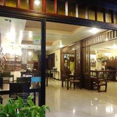 Athome Hotel @Nanai 8 питание