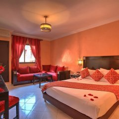 Hotel Mont Gueliz комната для гостей фото 4