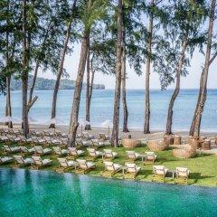 Отель Intercontinental Phuket Resort Таиланд, Камала Бич - отзывы, цены и фото номеров - забронировать отель Intercontinental Phuket Resort онлайн пляж фото 2