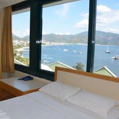 Отель CLASS BEACH MARMARİS Мармарис комната для гостей фото 3