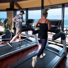 Отель Seahorse Resort & Spa Фантхьет фитнесс-зал фото 3