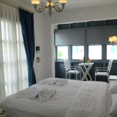 Отель Mina Otel Alacati Чешме комната для гостей фото 5