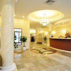 Hotel Lord интерьер отеля