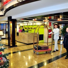 Muong Thanh Three Star Hotel Халонг фитнесс-зал