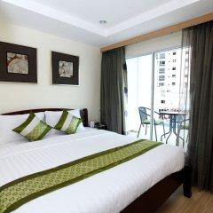Отель iCheck inn Sukhumvit 22 Таиланд, Бангкок - отзывы, цены и фото номеров - забронировать отель iCheck inn Sukhumvit 22 онлайн комната для гостей фото 4