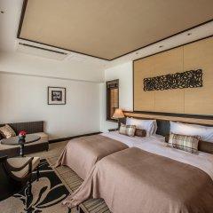 Hotel Monterey Okinawa Spa & Resort Центр Окинавы комната для гостей