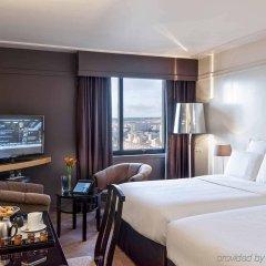 Отель Pullman Paris Montparnasse комната для гостей фото 2