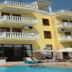 Kelebek Hotel Турция, Калкан - 1 отзыв об отеле, цены и фото номеров - забронировать отель Kelebek Hotel онлайн бассейн фото 2