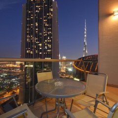 Отель VacationBAY-DIFC-Liberty House Дубай балкон