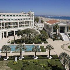 Отель Las Arenas Balneario Resort Испания, Валенсия - 1 отзыв об отеле, цены и фото номеров - забронировать отель Las Arenas Balneario Resort онлайн пляж